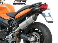 Silencieux SC Project pour la BMW F 800 R