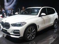BMW X5 xDrive45e : 49 g de CO2 seulement - En direct du salon de Genève 2019
