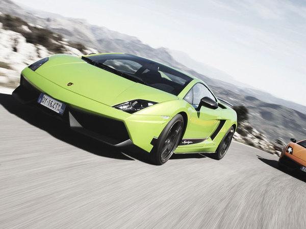 Lamborghini Gallardo LP570-4 Superleggera : quelques photos de plus