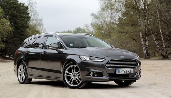 Ford réduit la gamme de la Mondeo