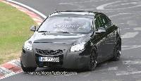 Opel Insigna OPC: les mulets liment le bitume