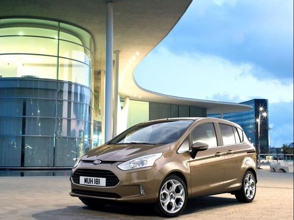 Ford dévoile les tarifs du B-Max