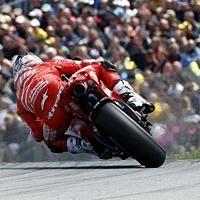 Moto GP - Allemagne: Le mieux a été l'ennemi du bien pour Hayden