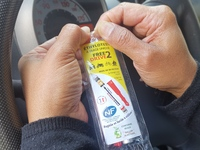 Alcoolémie-Covid: contrôles en forte baisse face aux risques de contamination