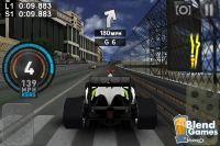 Des jeux de course sur Iphone : Need For Speed Shift, F1 2009 et GT Racing