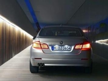 [Vidéo] La BMW Serie 5 châssis long dans une courte séquence