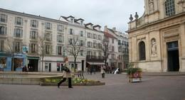 La commune de Rueil-Malmaison donne davantage d'espace aux piétons
