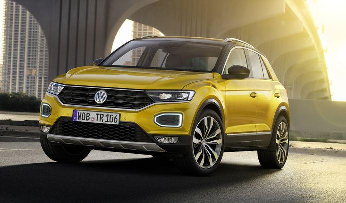 Volkswagen T-Roc: la gamme agrandie avec le 1.5 TSI 150 ch
