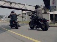 Vidéo moto : la nouvelle gamme Harley Davidson