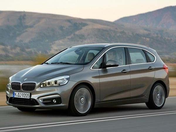 BMW Série 2 Active Tourer hybride rechargeable: rdv l'an prochain