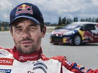 Une attraction Sebastien Loeb au Futuroscope