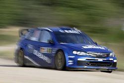 WRC : Brice Tirabassi sur une Impreza en Corse et en Catalogne