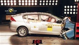 Crash-tests EuroNCAP : les nouvelles Honda Insight et Toyota Prius décrochent 5 étoiles !