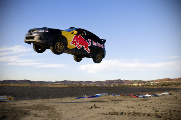 Red Bull New Year No Limits Travis Pastrana S Entraine