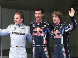 F1 Malaisie - Qualifications : Webber surfe, Alonso, Massa, Hamilton, Button coulent