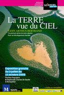"""Culture : l'exposition """"La Terre vue du Ciel"""" de Yann Arthus-Bertrand à Montpellier"""