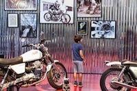 Moto Guzzi: week-end portes-ouvertes du 11 au 13 septembre prochain