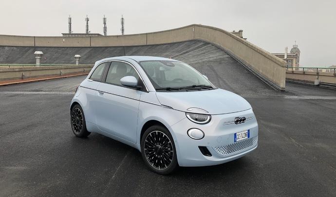 Essai vidéo - Fiat 500 électrique (2020) : la 500 la plus aboutie