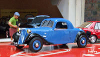Miniature : 1/43ème - CITROËN 11BL coupé