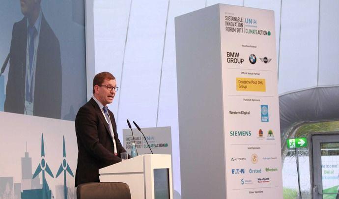 BMW : 100 % d'électricité d'origine renouvelable pour les usines du groupe dès 2020