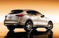 Infiniti EX Concept : coupé luxueux + SUV