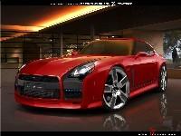 Design: Datsun Fairlady Z Concept