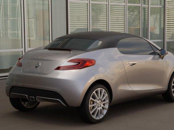 Renault Wind : les versions recalées