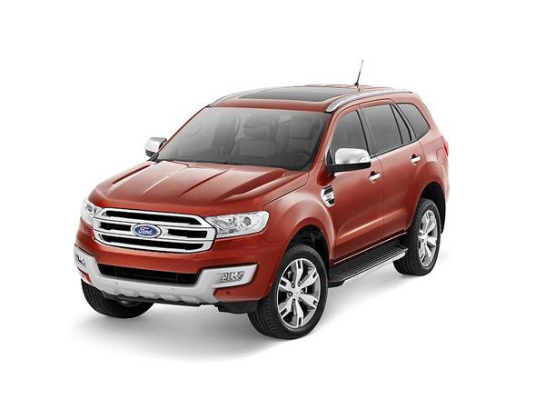 Rapid'news - Ford présente le nouvel Everest...