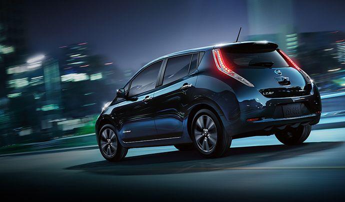 Nissan : une petite Leaf en prévision