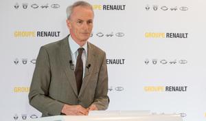 Le président de Renault critique le malus au poids