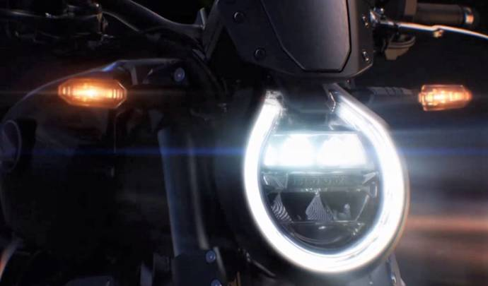 La Honda CB1000R 2021 présentée le 10novembre