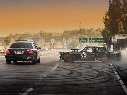 Gymkhana 7 : Ken Block terrorise L.A avec Hoonicorn