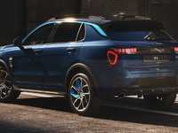 Lynk & Co 01: 41500€ pour le SUV hybride rechageable chinois