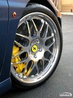 Ferrari F430 GMG Racing : Un petit goût de Novitec..