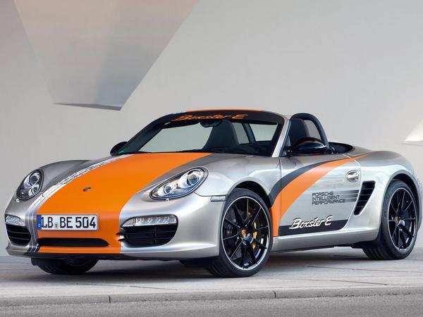 Genève 2011 : Porsche Boxster E, sans le bruit du flat-six