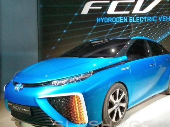 Toyota Mirai : c'est son nom officiel