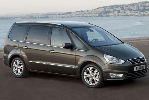 Restylages Ford S-Max & Galaxy : officiels