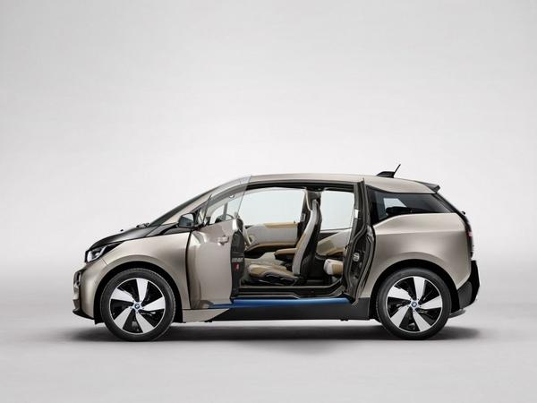 Une future BMW i5 fonctionnant à l'hydrogène