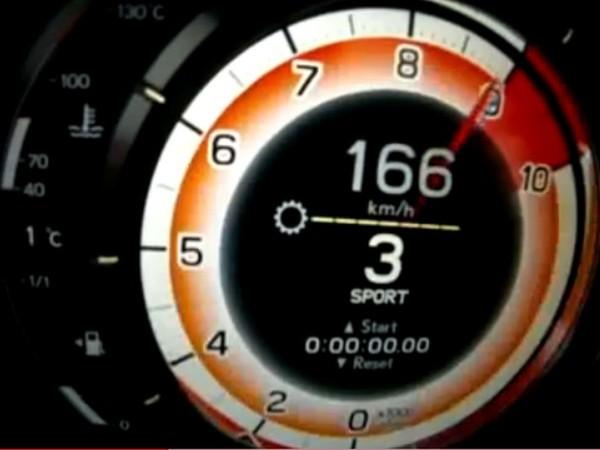 [Vidéo] Un 0 à 260 km/h en Lexus LFA par Motorsport, mieux que Tron
