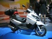 Salon de Milan en direct : Piaggio X7