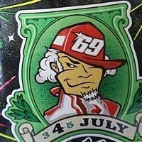Moto GP - Grande Bretagne: Hayden met sa tête sur le billot