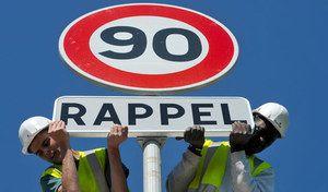 Rocade de Rennes: la limitation de vitesse revue à la hausse