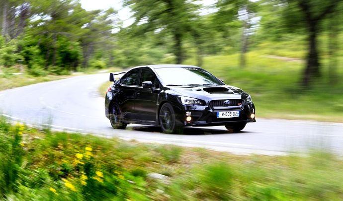 La prochaine Subaru WRX STI sera hybride