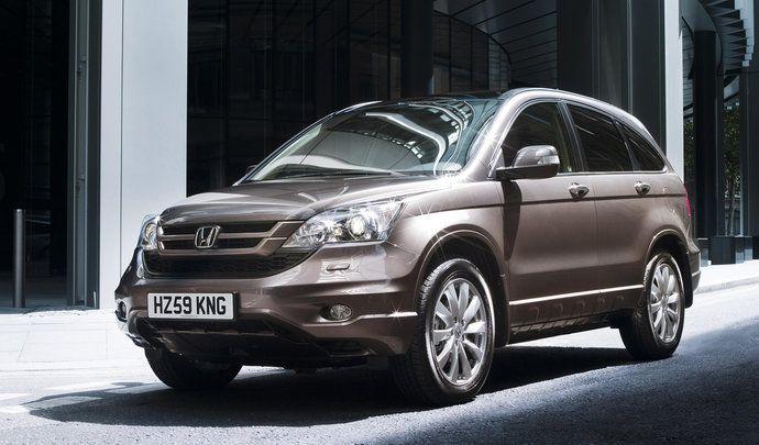 Honda cr v innova