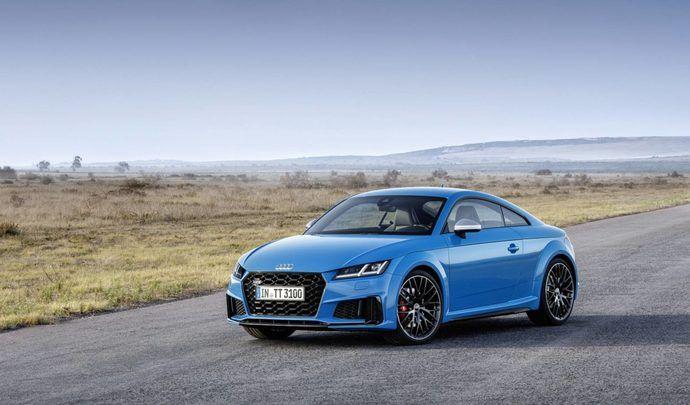 Audi : le futur de la TT plus incertain que jamais