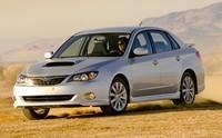 Nouvelle Subaru Impreza WRX 2008 : hayon et tricorps...