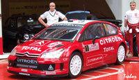 Miniature : 1/43ème - CITROËN C4 WRC