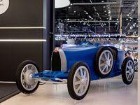Baby Bugatti : le jouet pour petits et grands, à 30000€