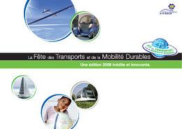 La Fête des Transports et de la Mobilité Durables aura lieu les 12 et 13 septembre 2009