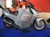 Salon de Milan en direct : Aprilia Cargobike AS